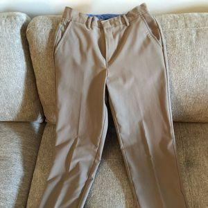 Izod boys dress pants
